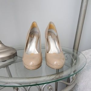 Style and Co Nude Heels